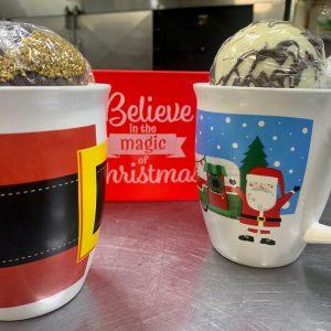Holiday Hot Cocoa Bombs